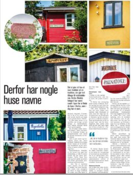 Der er flere huse fra vores område i Herlev Bladet denne uge!